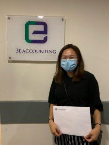 Michelle Chen - Final Year Accountancy Undergraduate at NTU