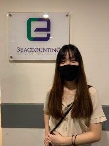 Tang Hui Si - Final Year Accountancy Undergraduate at NTU