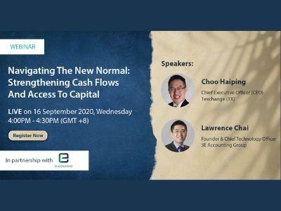 Founder Lawrence is Invited Speaker at CapBridge Wealth Management Webinar – 3E Accounting