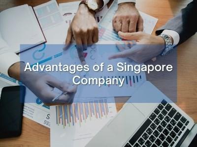 Advantages of a Singapore Company