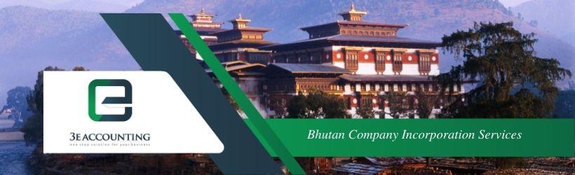 Bhutan Company Incorporation Services