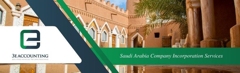 Saudi Arabia Company Incorporation Services