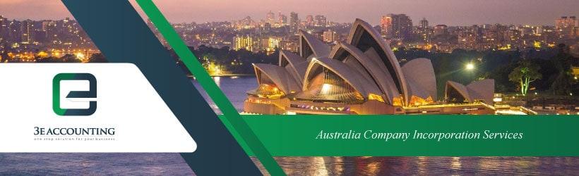 Australia Company Incorporation Services