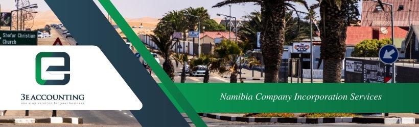 Namibia Company Incorporation Services